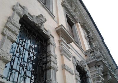 Palazzo de Nordis storia